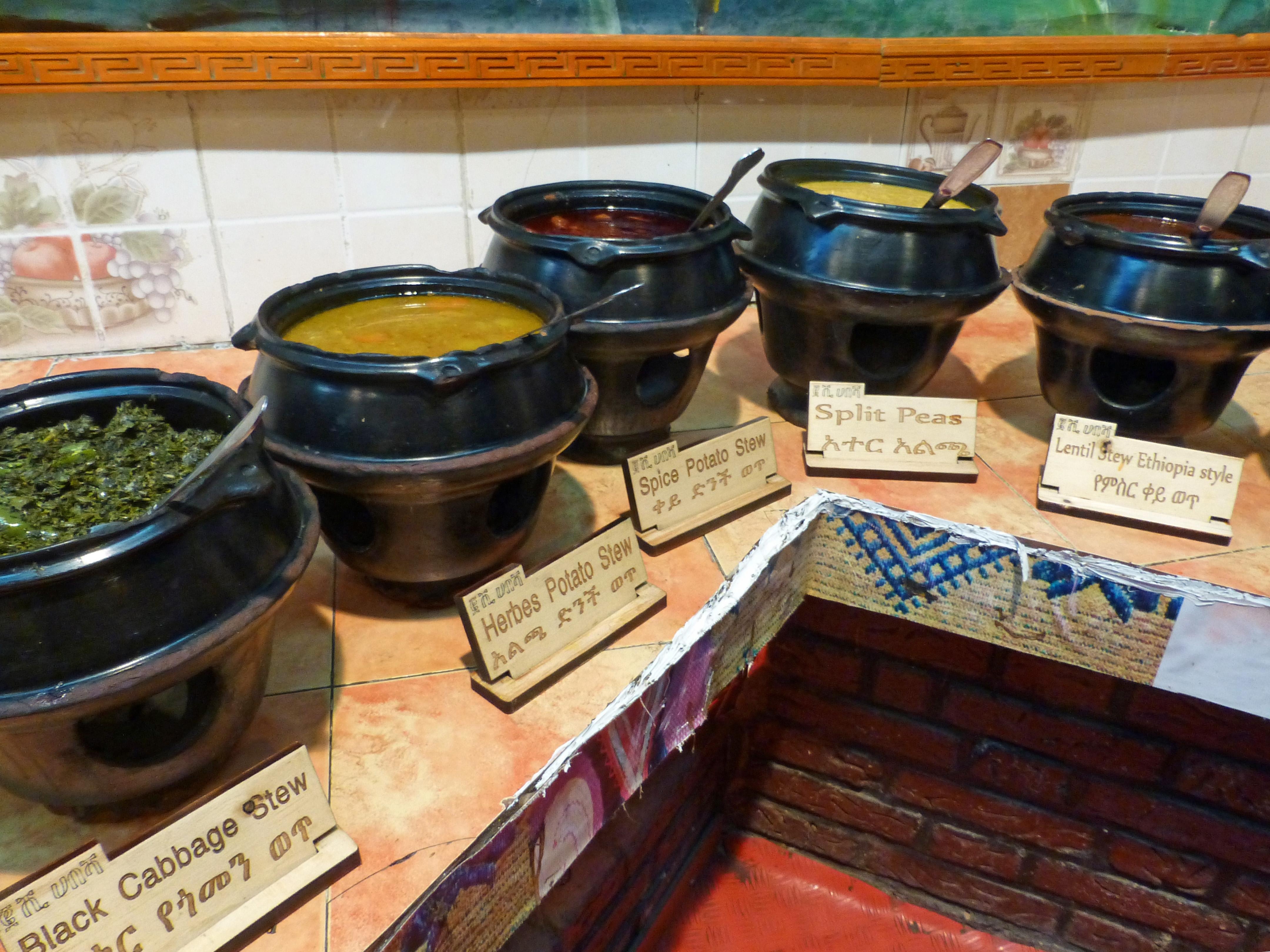 5 incontournables dans la cuisine éthiopienne