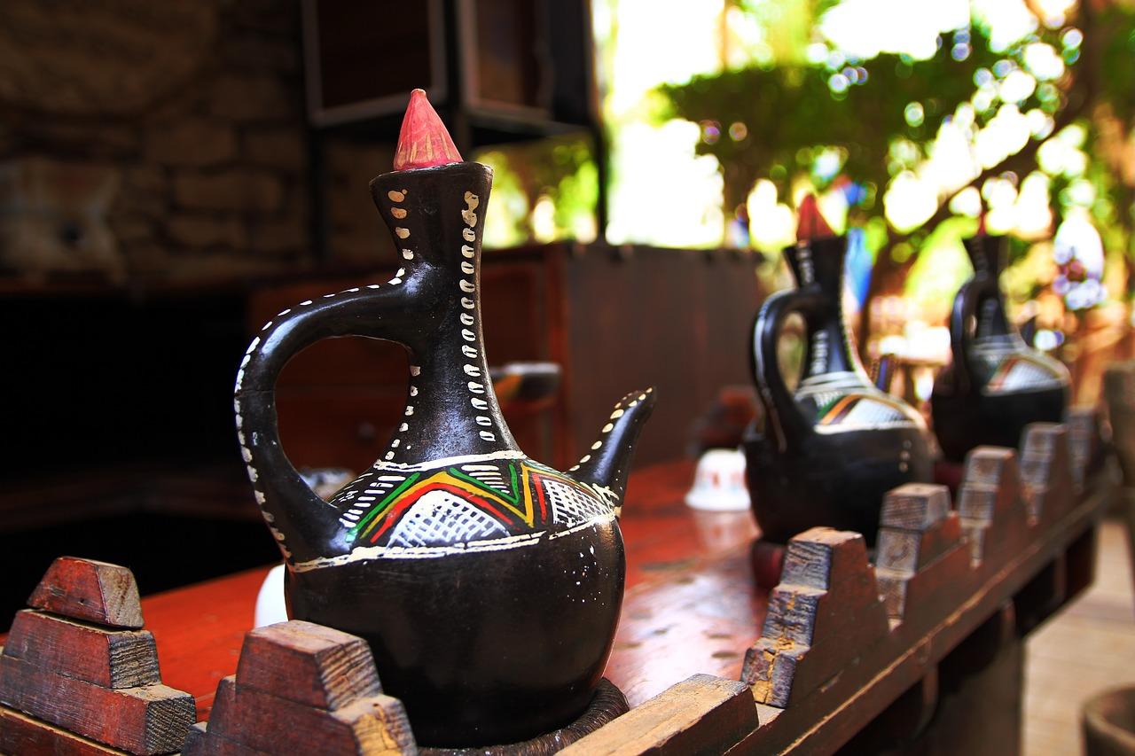 Les boissons qui accompagnent la cuisine éthiopienne